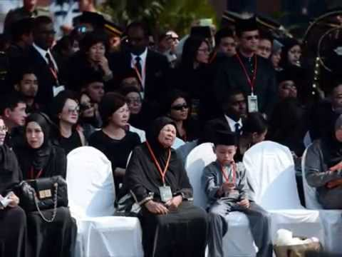 MH17: Minute of silence observed as Malaysia mourns