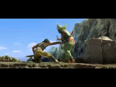 MagaDheera Theatrical Trailer
