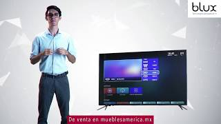 "Review Pantalla Blux 50"" Smart TV"