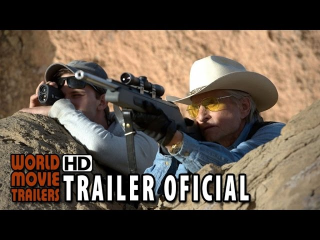 Fora de Alcance Trailer Oficial Legendado (2015) - Michael Douglas, Jeremy Irvine [HD]