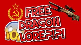 I WON A DRAGON LORE?!? The Scammer Files #3 - csgocase.store