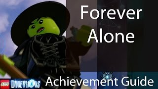 "LEGO Dimensions ""Forever Alone"" Achievement Guide"