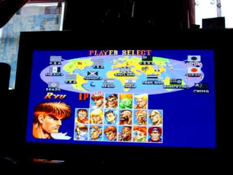 video game review super street fighter II for SNES