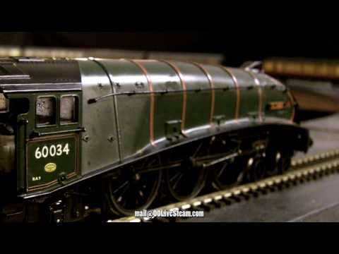 Hornby Live Steam pulling power