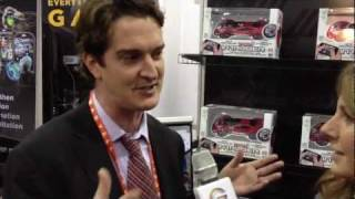 CES 2012 - Wi-Spi Toys from Interactive Toy Concepts