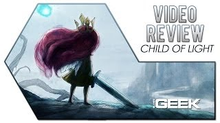 Child of Light Video Review