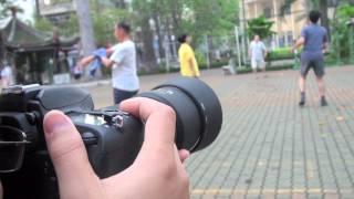 Video clip Tinhte.vn - Chụp thể thao thiếu sáng