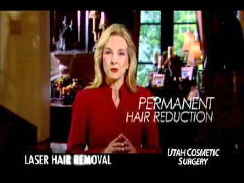 Laser Hair Removal at Utah Cosmetic Surgery