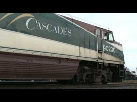 Amtrak Cascades #90230 Leads