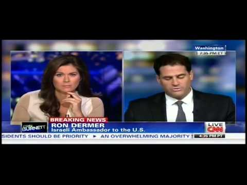 Dermer blasts CNN coverage of Israeli-Palestinian conflict