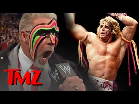 R.I.P. Ultimate Warrior: He's Gorilla Pressing God Now