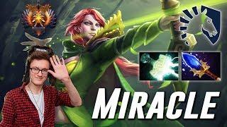 Miracle Windranger | POWER RANGER | Dota 2 Pro Gameplay