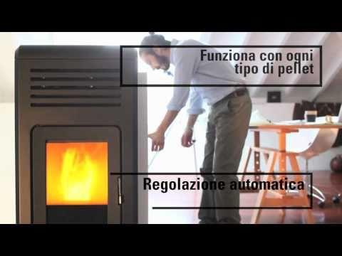 Active System, la tecnologia intelligente per la tua stufa o camino a pellet (it)
