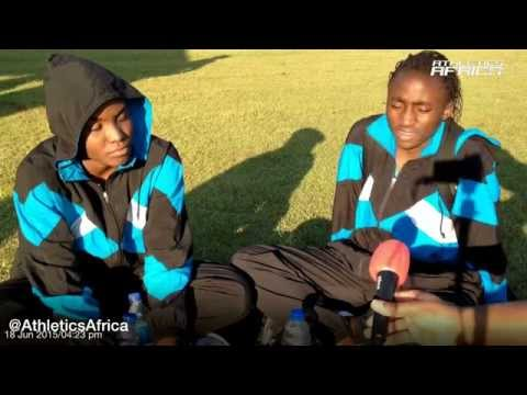 Interview with Princess Nwani (Nigeria) and Rutendo Chimbaru (Zimbabwe)