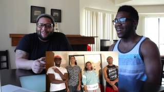 BLACK PEOPLE AND ANIME REACTION!!!