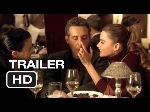 Fading Gigolo Official International Trailer #1 (2013) - Woody Allen, Sofía Vergara Movie HD