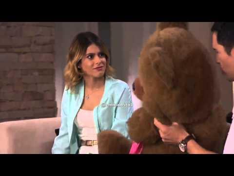 Violetta 3 - Violetta se reconcila con su papá (03x57)