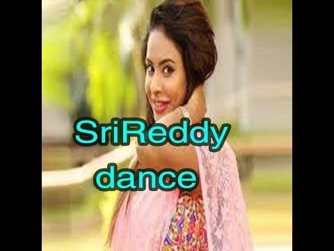 Sri Reddy dance