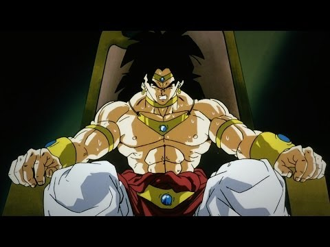 [amv   Trailer Dbz] - Broly The Legendary Super Saiyen [hd] video
