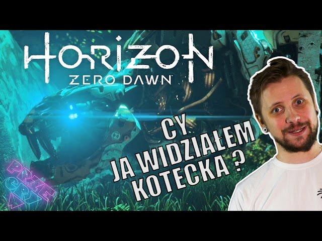 Cy Ja Widziałem Kotecka? - HORIZON ZERO DAWN #4 WarGra