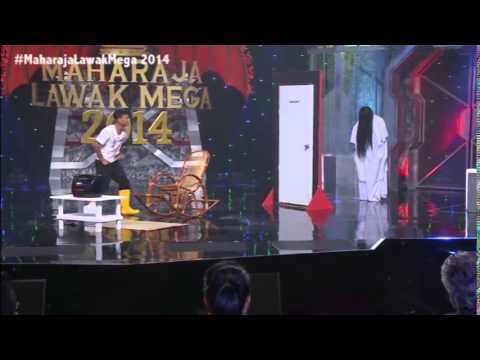 Maharaja Lawak Mega 2014 - Minggu 9 Shiro