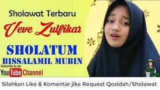 Subhanallah Merdu Sekali - [NEW] Sholawat Terbaru Veve Zulfikar - Sholatum Bissalamil Mubin FULL HD