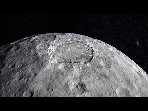 RAW: NASA releases new images of Pluto's moon 'Ceres'