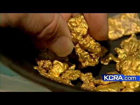 New Gold Rush Pans Out In Mother Lode