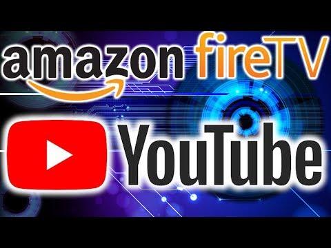 YouTube wieder auf Fire TV |  mit Anmeldung in YouTube möglich