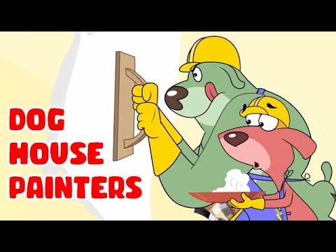 RAT-A-TAT  | Chotoonz Kids Cartoon Videos | PAINT JOB