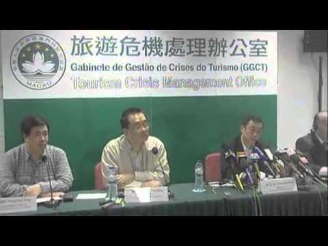 TDM news report on Viva Macau, March 28 2010 (English & Portuguese)