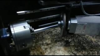 4 Eksen CNC Vidalı Mil İşleme Tezgahı