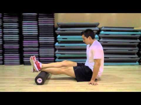 Myofascial Release Foam Roller Exercises