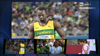 Daegu 2011: 200m FINAL [Usain Bolt 19,40]