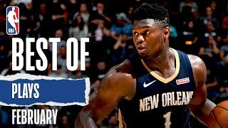 NBA's Best Plays | February | 2019-20 NBA Season