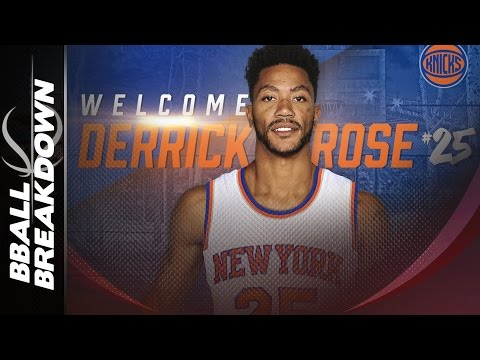 How Derrick Rose and Jeff Hornacek Will Fit With The Knicks