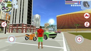 Vegas Crime Vice Town Simulator (by Wallace Lieakote) Android Gameplay [HD]