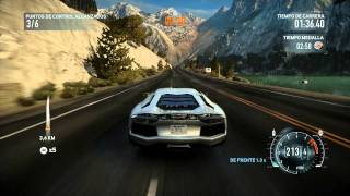 Need For Speed The Run : Lamborghini Aventador