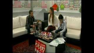 Erhan & Abdurahim IDRIZI - TV ERA (EMISIONI BARDH E ZI)  Shkup 10.03.2014