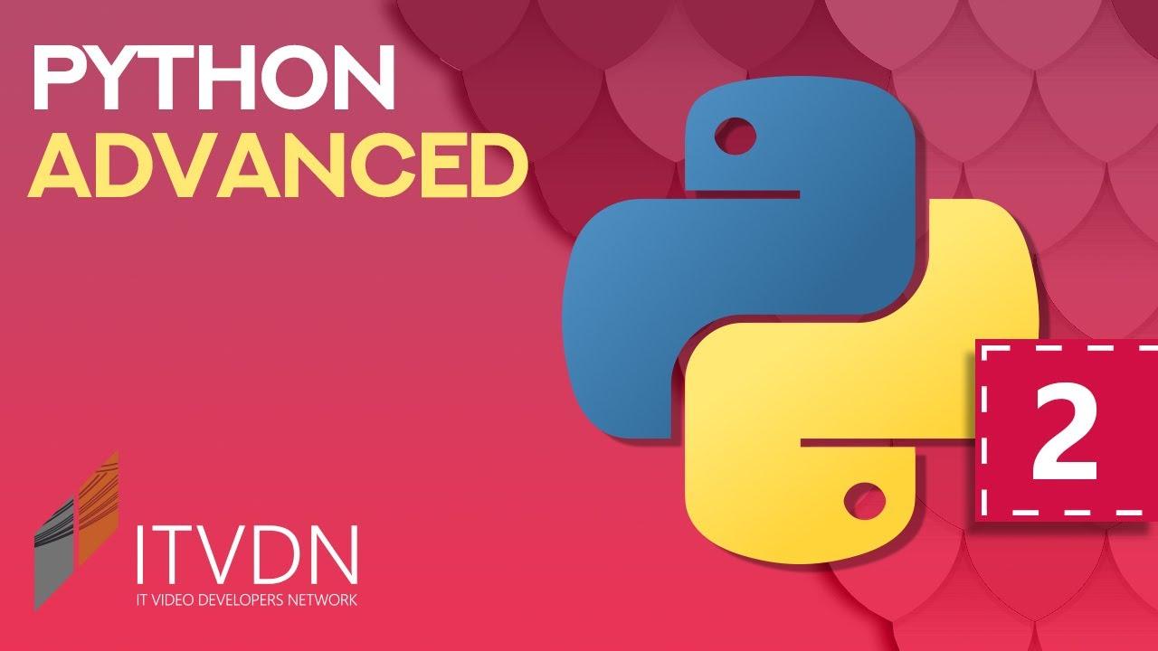 Хранилища данных. Python Advanced. Урок 2