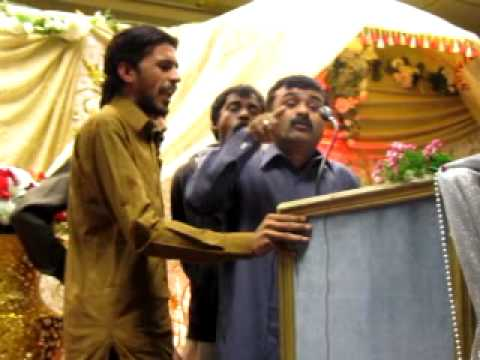 Allah (s.w.a.) Da Kalaam Hay - Zakir Qazi Waseem Abbas - Birmingham...