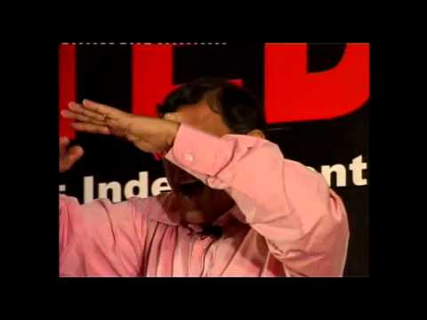 S. Gurumurthy TED SRM talk - What Today