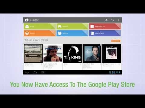 How To Access The Google Play Store