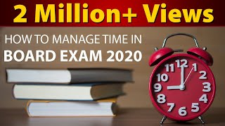 Best Time Table Preparation Tips For Board Exam 2018   Exam Tips    LetsTute