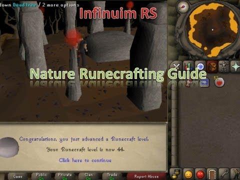 Runescape 2007-Nature Runecrafting Guide-In Depth