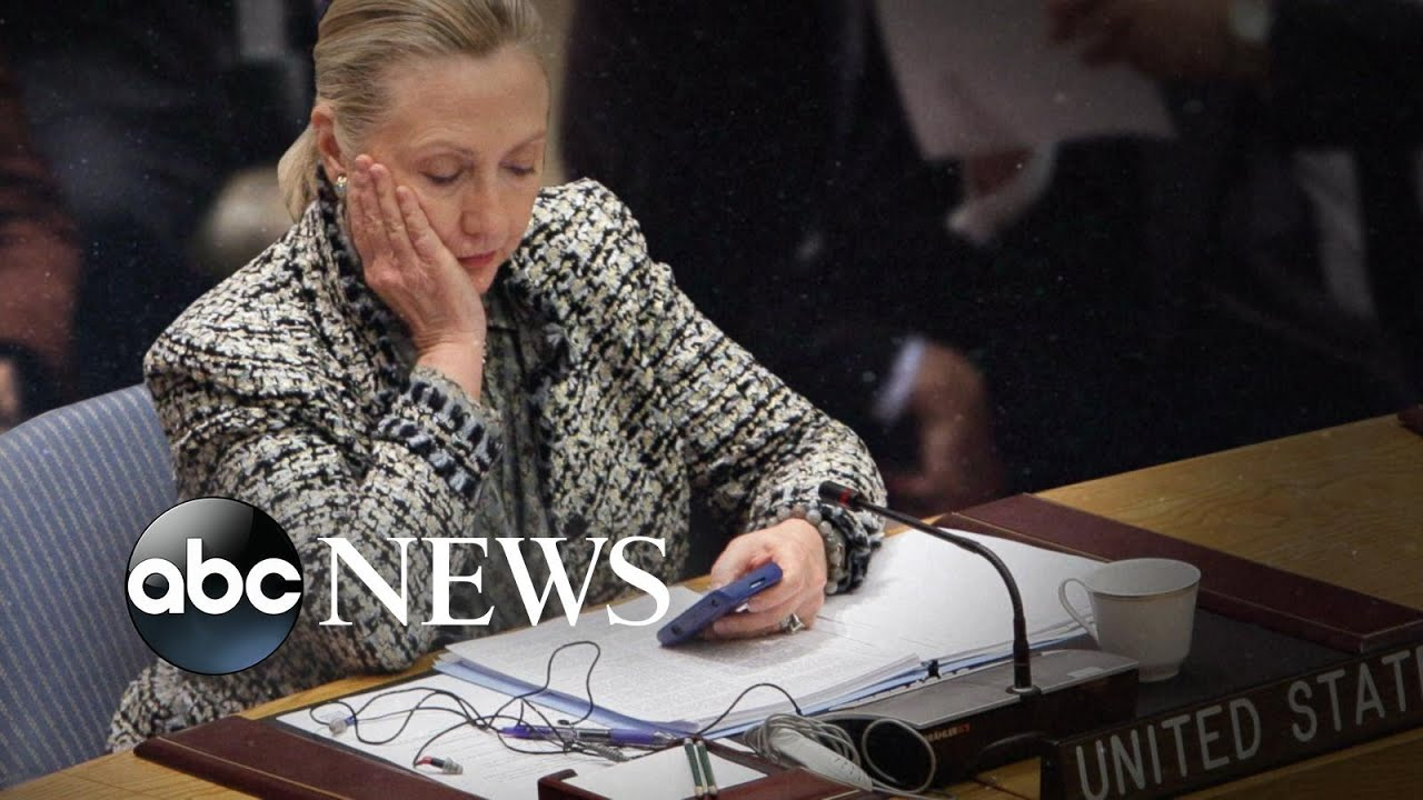 State Department Adds 7,000 More Pages to Hillary Clinton Email Dump