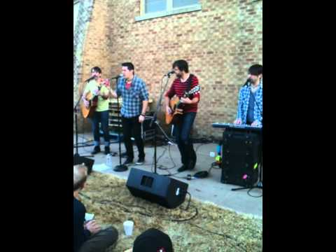 Jars Of Clay - Faith Like A Child (Live 2/26/11 in Lubbock, Texas)