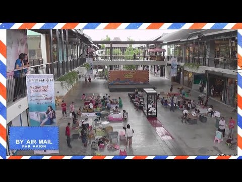 CentralFestival Samui Shopping Mall at Chaweng Beach Koh Samui, Thailand - Chaweng Beach Road
