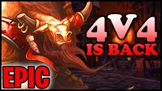 "Grubby | ""4v4 IS BACK!"" 