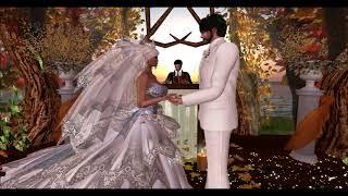 Nick and Sweets wedding